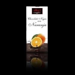 1857 - Chocolate negro con naranja