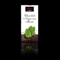 1857 - Chocolate negro con menta