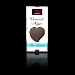 1857 - Chocolate negro sin azúcar