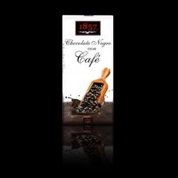 1857 - Chocolate negro con café